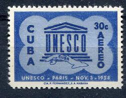Cuba                   PA  194 ** - Airmail
