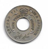 AFRIQUE OCCIDENTALE BRITANNIQUE - 1/10 PENNY EDOUARD VII 1908 - Other - Africa