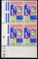 ALGERIE - N° 404** - CHARTE DES ENFANTS - Argelia (1962-...)