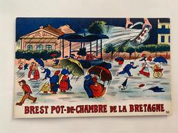Brest - Le Pot De Chambre De La Bretagne - Brest