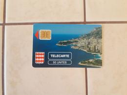 Carte Téléphonique Monaco MF2 - Monaco