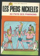 N°    47 . Les Pieds Nickelés Au Pays Des Pharaons  FAU 9301 - Pieds Nickelés, Les