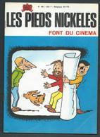 N°    58 . Les Pieds Nickelés Font Du Cinéma     FAU 9306 - Pieds Nickelés, Les