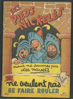 N°    38 . Les Pieds Nickelés Ne Veulent Pas Se Faire     FAU 9307 - Pieds Nickelés, Les