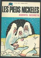 N° 54 . Les Pieds Nickelés Agents Secrets FAU 9403 - Pieds Nickelés, Les