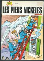 N° 104 . Les Pieds Nickelés Pompiers FAU 9404 - Pieds Nickelés, Les