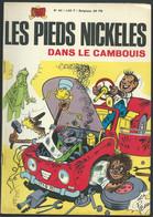 N° 60 . Les Pieds Nickelés Dans Le Cambouis FAU 9405 - Pieds Nickelés, Les