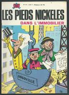 N° 61 . Les Pieds Nickelés Dans L'immobilier       FAU 9406 - Pieds Nickelés, Les