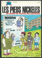 N° 121 . Les Pieds Nickelés En Voient De Toutes Les Couleurs     FAU 9408 - Pieds Nickelés, Les
