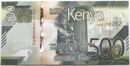 Kenya - 500 Shillings - 2019 - PICK 55a - NEUF - Kenia