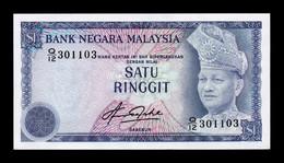 Malasia Malaysia 1 Ringgit 1981 Pick 13b Capicua Radar SC UNC - Malaysia