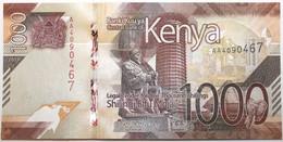 Kenya - 1000 Shillings - 2019 - PICK 57a - NEUF - Kenya