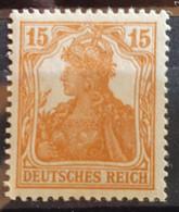 Deutsches Reich 1916, Mi 100 MNH Postfrisch Geprüft - Nuevos