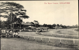 CPA Singapore Singapur, Race Course - Singapore