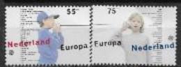 Pays Bas 1989 N° 1334/1335 Neufs Europa Jeux D'enfants - 1989