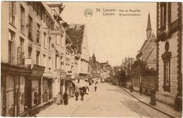 Louvain   Rue De Bruxelles - Leuven
