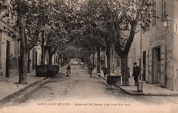 13 / MARSEILLE / SAINT BARTHELEMY / BOULEVARD CLEMENT VUE PRISE D EN BAS / RARE - Quartieri Nord, Le Merlan, Saint Antoine