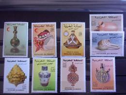 MAROC BELLE LOT POTERIE CUIVRE  NEUF** DEPART 1 EURO - Marruecos (1956-...)