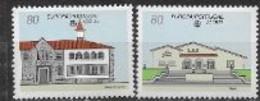 Açores 1990 N° 399/400 Neufs Europa établissements Postaux - 1990
