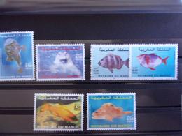 MAROC BELLE LOT ANIMAUX  NEUF** DEPART 1 EURO - Marruecos (1956-...)