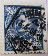Portugal 1895-1905 _ Y&T N°134-135-136-137-138  - Oblitérés - - Used Stamps