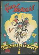 N° 45 . Les Pieds Nickelés Policiers De La Route    FAU 9504 - Pieds Nickelés, Les
