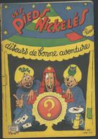 N°46 . Les Pieds Nickelés Diseurs De Bonne Aventure    FAU 9505 - Pieds Nickelés, Les