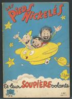 N° 48 . Les Pieds Nickelés Et Leur Soupière Volante   FAU 9506 - Pieds Nickelés, Les