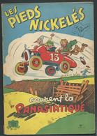 N° 33 . Les Pieds Nickelés Courent La Panasiatique   FAU 9508 - Pieds Nickelés, Les