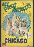N° 31 . Les Pieds Nickelés à Chicago  FAU 9510 - Pieds Nickelés, Les