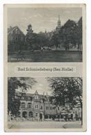 Bad Schmiedeberg Bez. Halle Partie Am Kurhaus - Bad Schmiedeberg