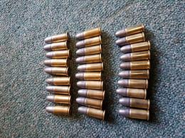 Lot Cartouches Poudre Noire 38s&w - Armi Da Collezione