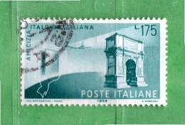 Italia - 1958 - AMICIZIA ITALO- BRASILIANA. Unif. 837.  Usato - 1946-60: Gebraucht