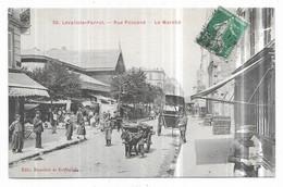 Levallois Perret Rue Poccard Le Marché - Levallois Perret