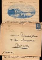 Lettre De Suede, Stockholm, Grand Hotel Royal Pour La France, Paris 1926  (etat Voir Photo) - 1920-1936 Coil Stamps I