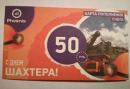 DNR Donetsk People's Republic Phoenix Miner's Day - Russia