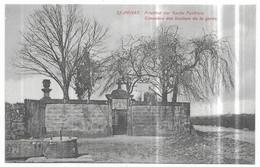 Saint Privat Friedhof Der Garde Fusilliere Cimetière Des Fusillers De La Garde (2) - Altri Comuni