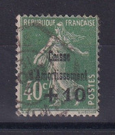 D 164 / LOT N° 253 OBL COTE 17€ - Verzamelingen