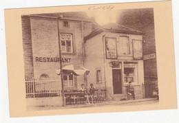 48147 -  Esneux  Au Restaurant Quai De La Régence 4 - - Esneux