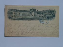Slovakia 88 Bratislava Poszony 1899 Hotel Bellevue - Slovakia