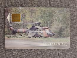 En137 - ARMEE DE TERRE HÉLICOPTÈRE - 50 S03 08/91 - 120 Unità