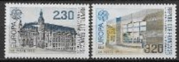 France 1990 N° 2642/2643 Neufs Europa établissements Postaux - 1990