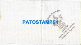 158680 ARGENTINA BUENOS AIRES SERVILLETA PUBLICITY CONFITERIA CERVECERIA EL CERVATILLO NO POSTAL POSTCARD - Company Logo Napkins