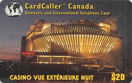 CardCaller Canada - $20 Phone Card - Canada