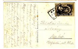 46220 A - DE PAPA - Briefe U. Dokumente