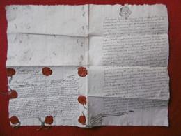TESTAMENT MANUSCRIT AUTOGRAPHE ISABEAU VERNEDE FILLE DE FEU JEAN VERNEDE 1763 NIMES - Historical Documents