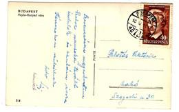 46240 A - De BUDAPEST - Briefe U. Dokumente