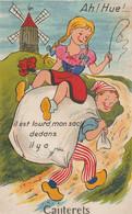 31 CAUTERETS( Ah Hue Il Est Lourd Mon Sac Il Y A Dedans ...) - Móviles (animadas)