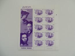 Sevios / Ierland / **, *, (*) Or Used - Blocks & Sheetlets