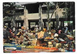 Cote D' Ivoire Abidjan Le Marché De Treichville - Costa De Marfil